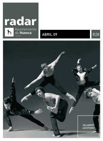 Radar, abril 2009 - Ayuntamiento de Huesca