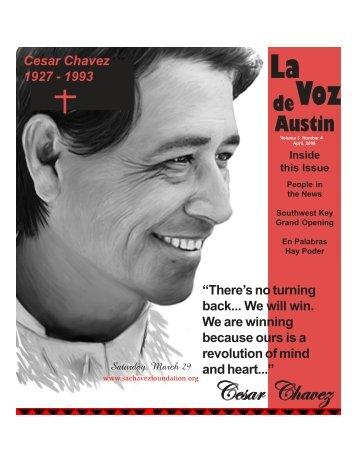 La Voz de Austin April, 2008.pmd - La Voz Newspapers