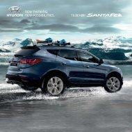 Santa Fe tilbehør - Hyundai