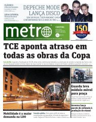 Fonte - Metro