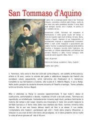San Tommaso d'Aquino - AndreaGironda.it
