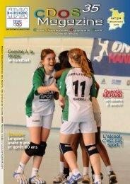 CDOS Magazine - Le sport en Ille-et-Vilaine