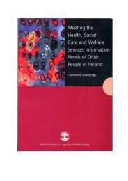 Meeting the Health, Social Care and Welfare Services Information ...