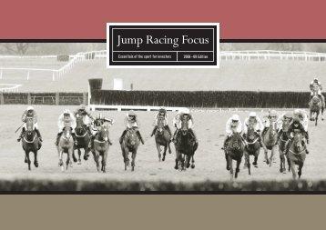 Jump Racing Focus 2008-09.pdf - British Horseracing Authority