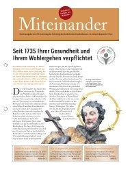 Patientenzeitung - Katholisches Krankenhaus Erfurt