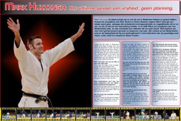 MARK HUIZINGA - Judo Galery 4 All................