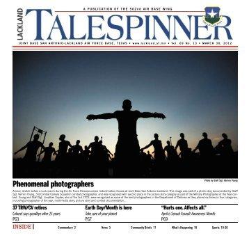 Phenomenal photographers - San Antonio News