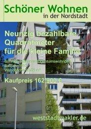Neunzig bezahlbare Quadratmeter für die kleine Familie Neunzig ...