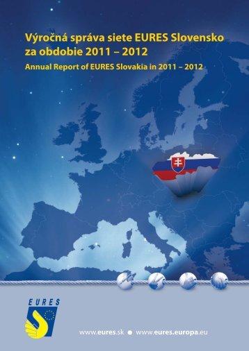 EURES - Ústredie práce, sociálnych vecí a rodiny
