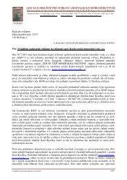 Odpověď ASORKD Radě pro reklamu ve věci stížnosti KMV