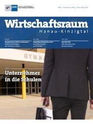 IHK Wirtschaftsraum: Ausgabe November 2014