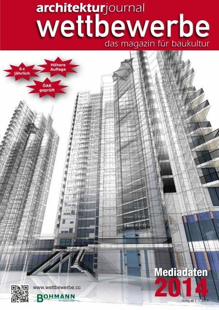 Architekturjournal wettbewerbe