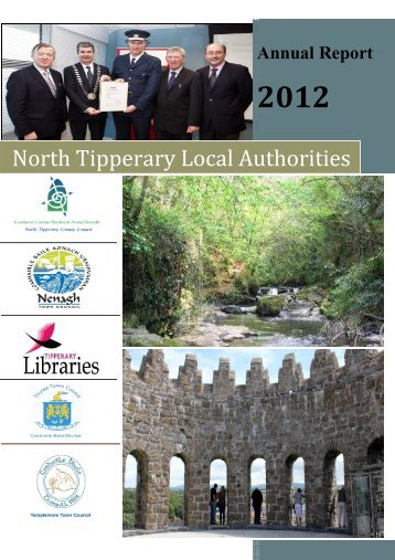 Annual Report 2012 - North Tipperary County Council