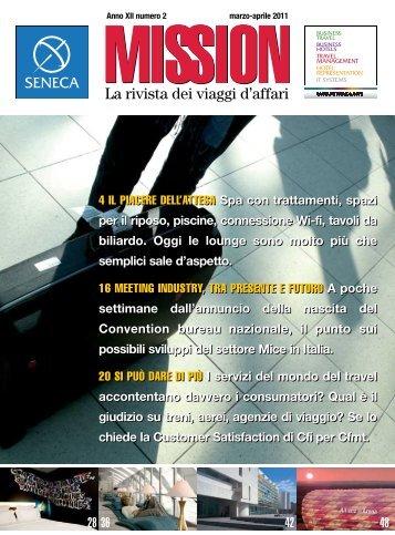 4 IL PIACERE DELL'ATTESA Spa con trattamenti ... - Missionline