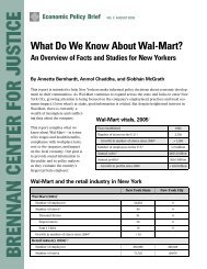 What Do We Know About Wal-Mart?