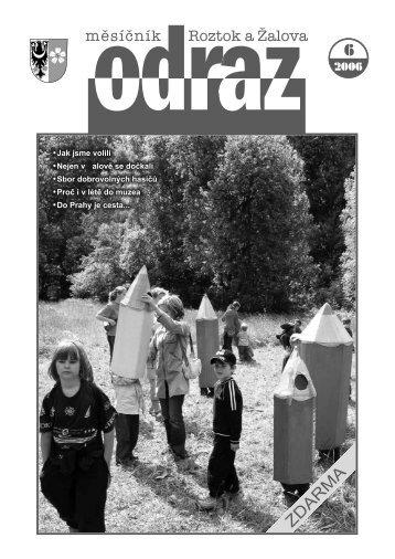Odraz 06 - Město Roztoky