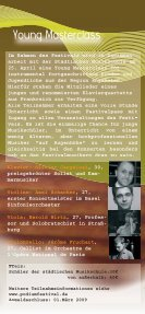 Festival `09 Esslingen - Podium Festival - Seite 4