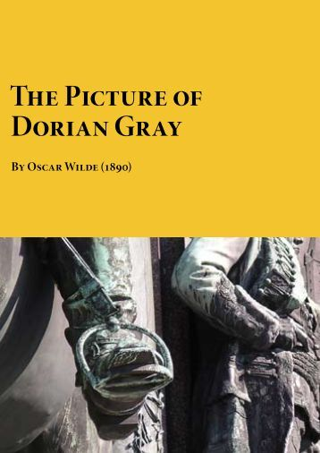 aestheticism and dorian gray The conflict between aestheticism and morality in oscar wilde's the picture of dorian gray oscar wilde prefaces his novel, the picture of dorian gray, with a reflection on art, the artist.