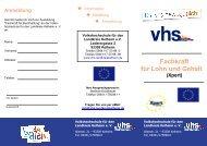 ESF_Flyer_L+G 2012 - VHS - Landkreis Kelheim