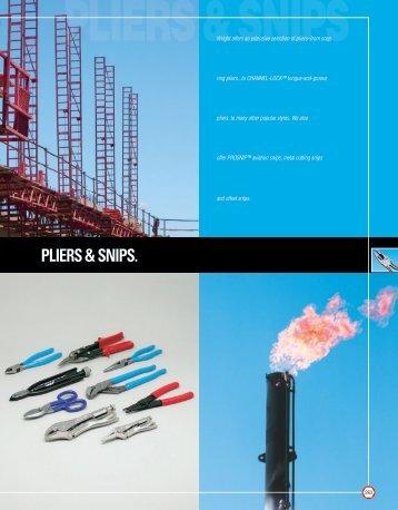 PLIERS & SNIPS. - Fuelgear