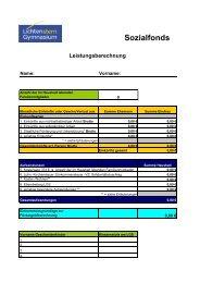 Formular zur Berechnung als PDF-Dokument