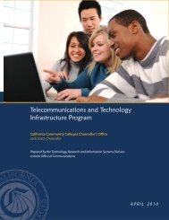 Telecommunications and Technology Infrastructure Program