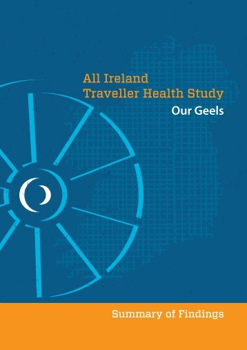 All Ireland Traveller Health Study Our Geels - Pavee.ie