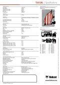 T35120L | Telescopic Handlers - Bobcat.eu - Page 2