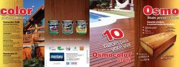 Folheto Osmocolor Stain Preservativo.pdf - Montana