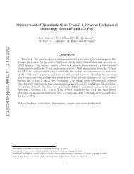 arXiv:astro-ph/0206012 v1 2 Jun 2002 - iucaa