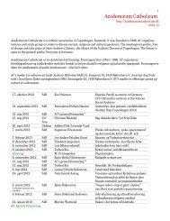 Academicum Catholicum - Bernadette Preben-Hansen