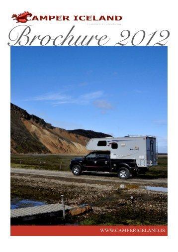 Camper Brochure 2012 - Island Tours Deutschland