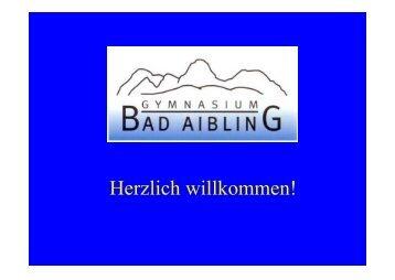 2 - Gymnasium Bad Aibling