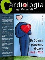 Cardiologia negli Ospedali n° 192 Marzo / Aprile 2013 - Anmco
