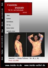 Fashion-Insider 06/10 - Inside-In.de