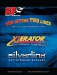 Xlerator Silverline Performance Exhaust Catalog - AP Exhaust - Page 2