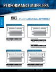 Xlerator Silverline Performance Exhaust Catalog - AP Exhaust - Page 6
