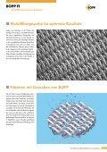 BOPP FI Filtergewebe - G. Bopp & Co AG - Seite 3