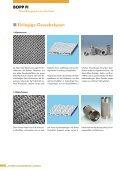 BOPP FI Filtergewebe - G. Bopp & Co AG - Seite 6