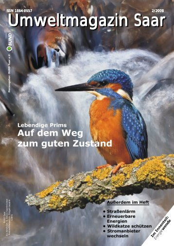 Umweltmagazin Saar Umweltmagazin Saar ... - Lebendige Prims