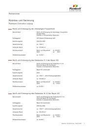 (PDF) Sanierung von mit Quecksilber kontaminierten Standorten