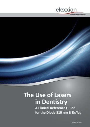 The Use of Lasers in Dentistry - Rident