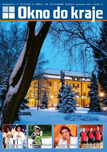 prosinec 2006 ročník II - Okno do kraje