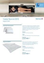 happy Special 2013 - Interhome