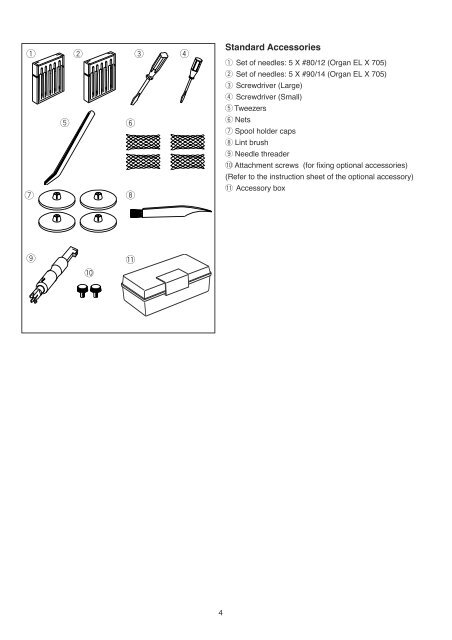 796A2 cover(ESF) - Janome