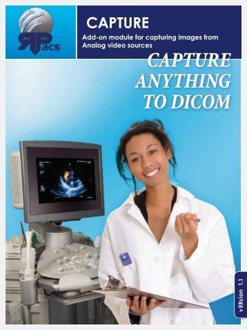 RPACS-CAPTURE 1.1 Brochure 150dpi INT EN - reliantimaging.net