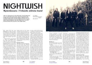 Nightwish - Hallowed.se