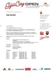 Einladung GymCity-Open 2013 - SC Cottbus Turnen e.V.