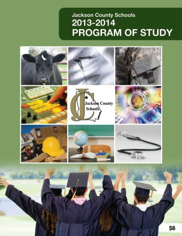 2013/2014 Program of Study - Jackson County Schools