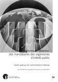 Sélection Mandataires Organismes Publics - N - Fedweb - Page 3